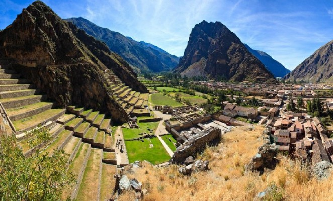 Restorations Explorations and Excavations of Machu Picchu