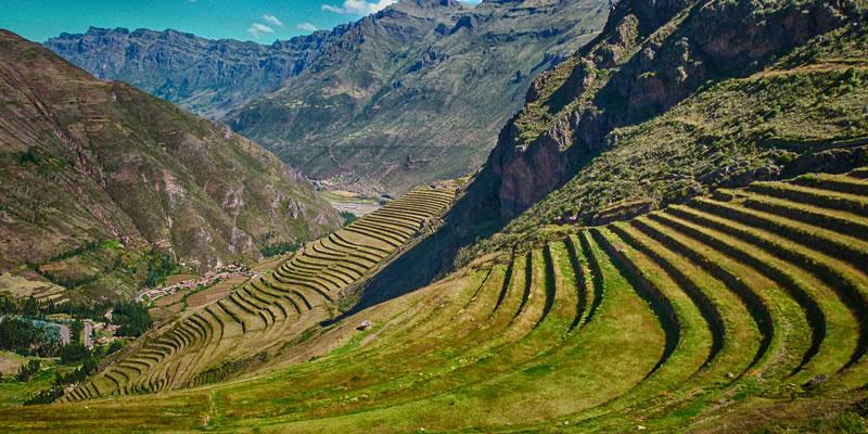 Tours Machu Picchu y Huaynapicchu Grupo del Templo del Sol