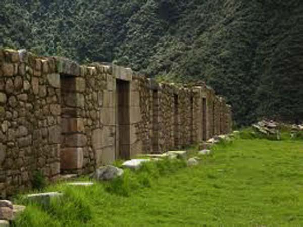 vilcabamba a machu picchu