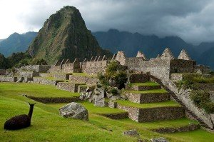 Plaza sagrada de Machu Picchu Tours