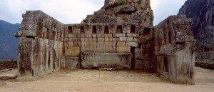 Zona Tres portadas en Machu picchu tours