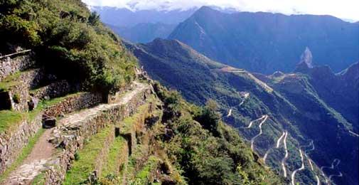 viajes por el camino inca a machu picchu tours