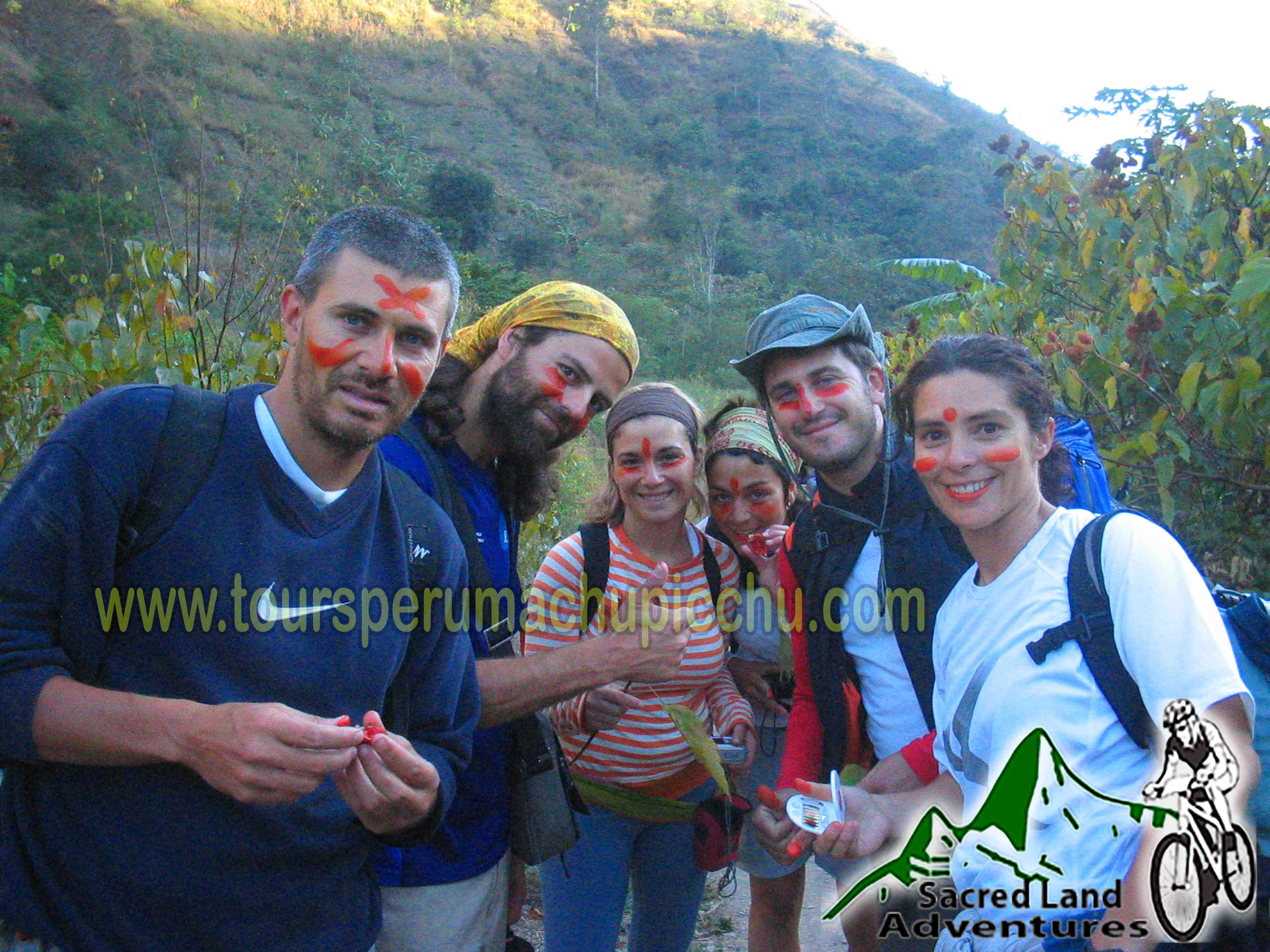 inka jungle trek - tours peru machu picchu