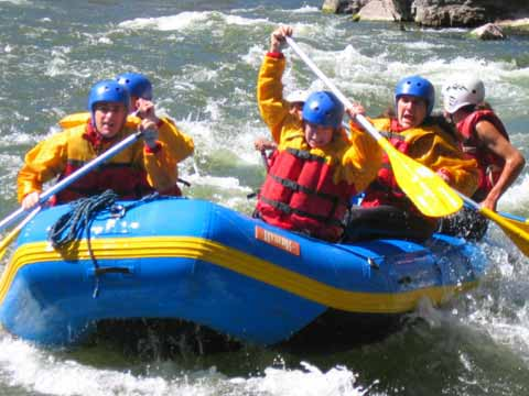 Tours Canotaje Rafting Cusco