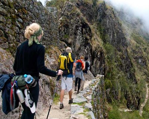 inca trail machu picchu trek