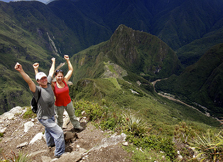 travel machu picchu by train mountain