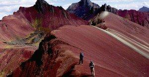 ausangate color mountain 1 tours peru machu picchu