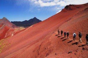 ausangate color mountain 3