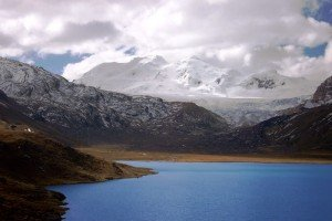 ausangate color mountain cordillera blanca