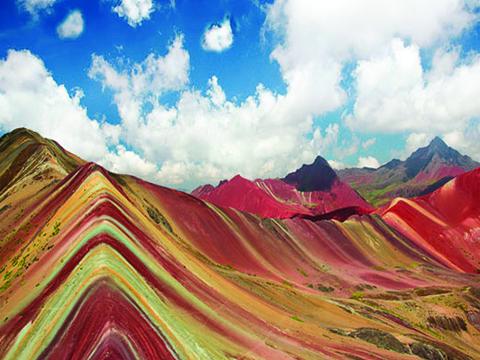 Ausangate Montaña de colores 1 dia