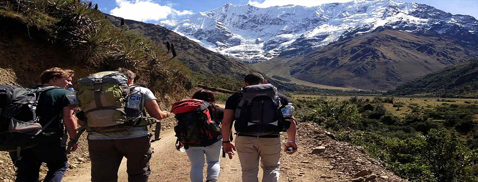 Salkantay a Machu Picchu Trek 5dias - TOURS PERU MACHU PICCHU
