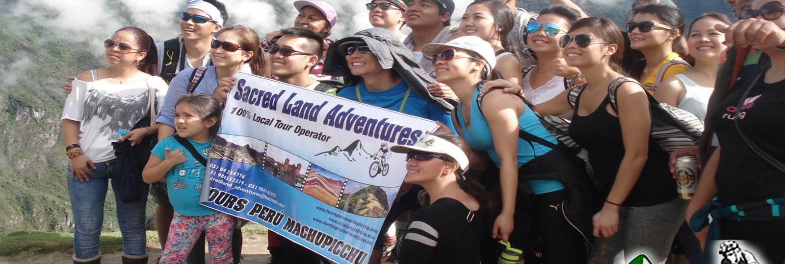Tours Machu Picchu 1 dia por tren - TOURS PERU MACHU PICCHU
