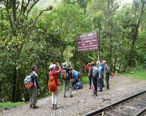 Machu Picchu Trekking Clasico
