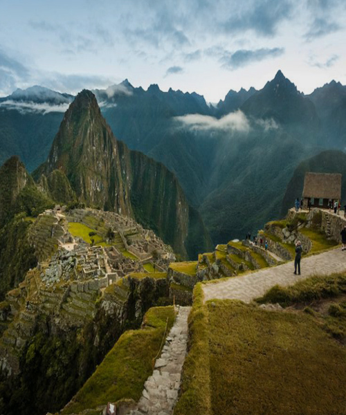 tours machu picchu by bus turist