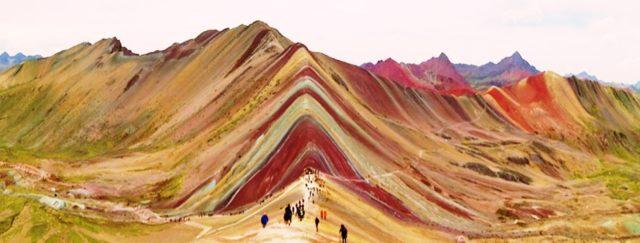 Montaña de 7 colores Ausangate 1 dia
