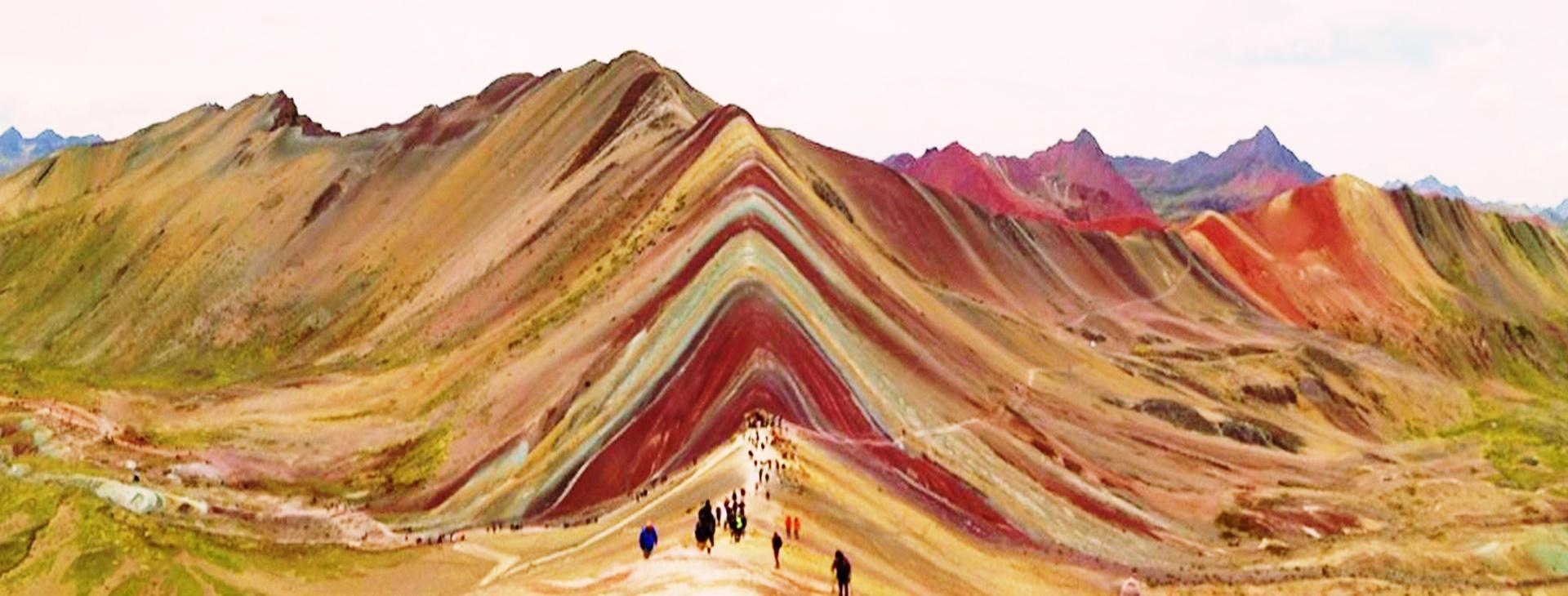 Montaña de 7 colores Ausangate 1 dia - TOURS PERU MACHU PICCHU