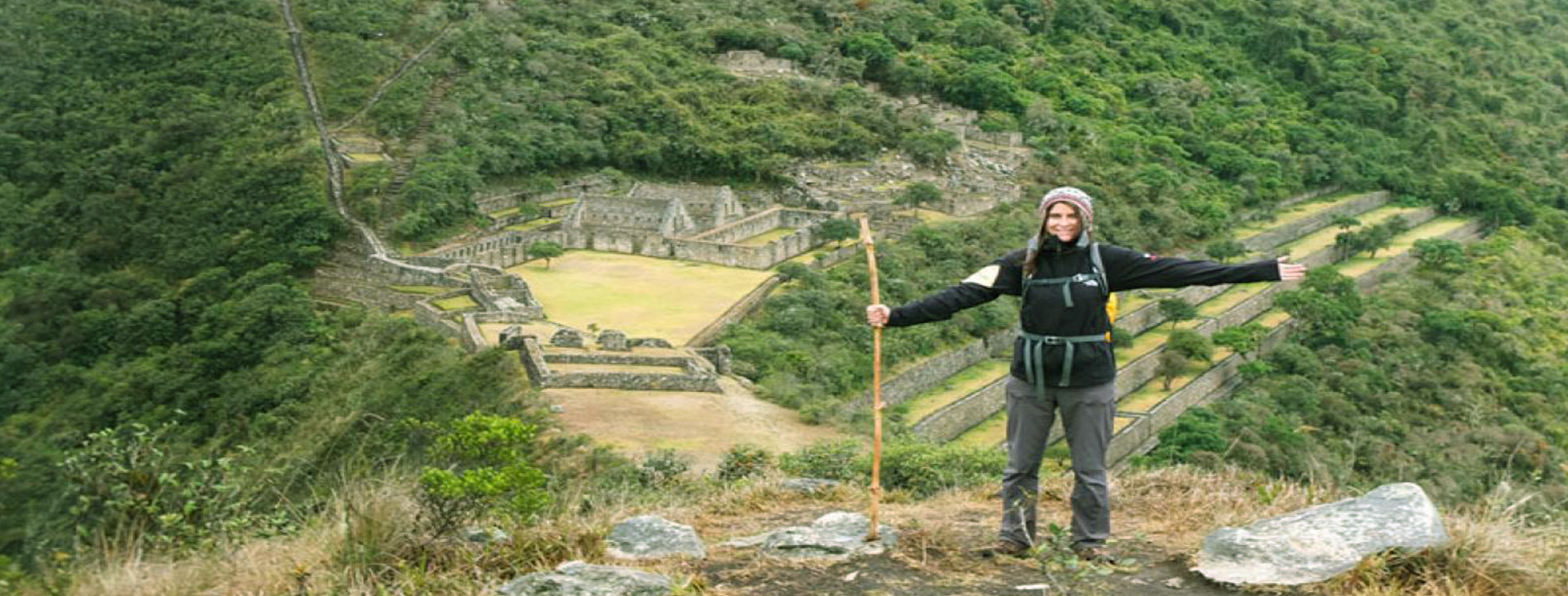 Trip to Choquequirao Trek 4 days - TOURS PERU MACHU PICCHU