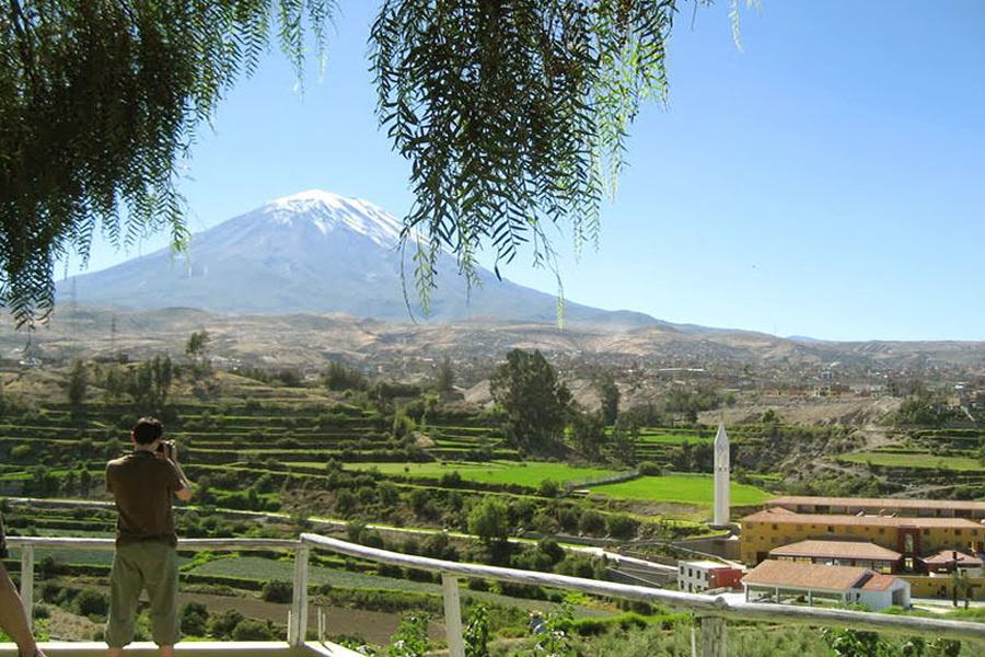 arequipa cañon colca inka jungle treks TOURSPERUMACHUPICCHU.COM