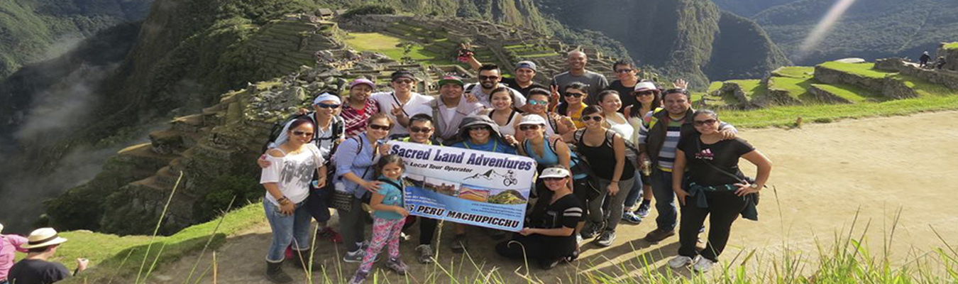 sacred land adventures tours peru machu picchu